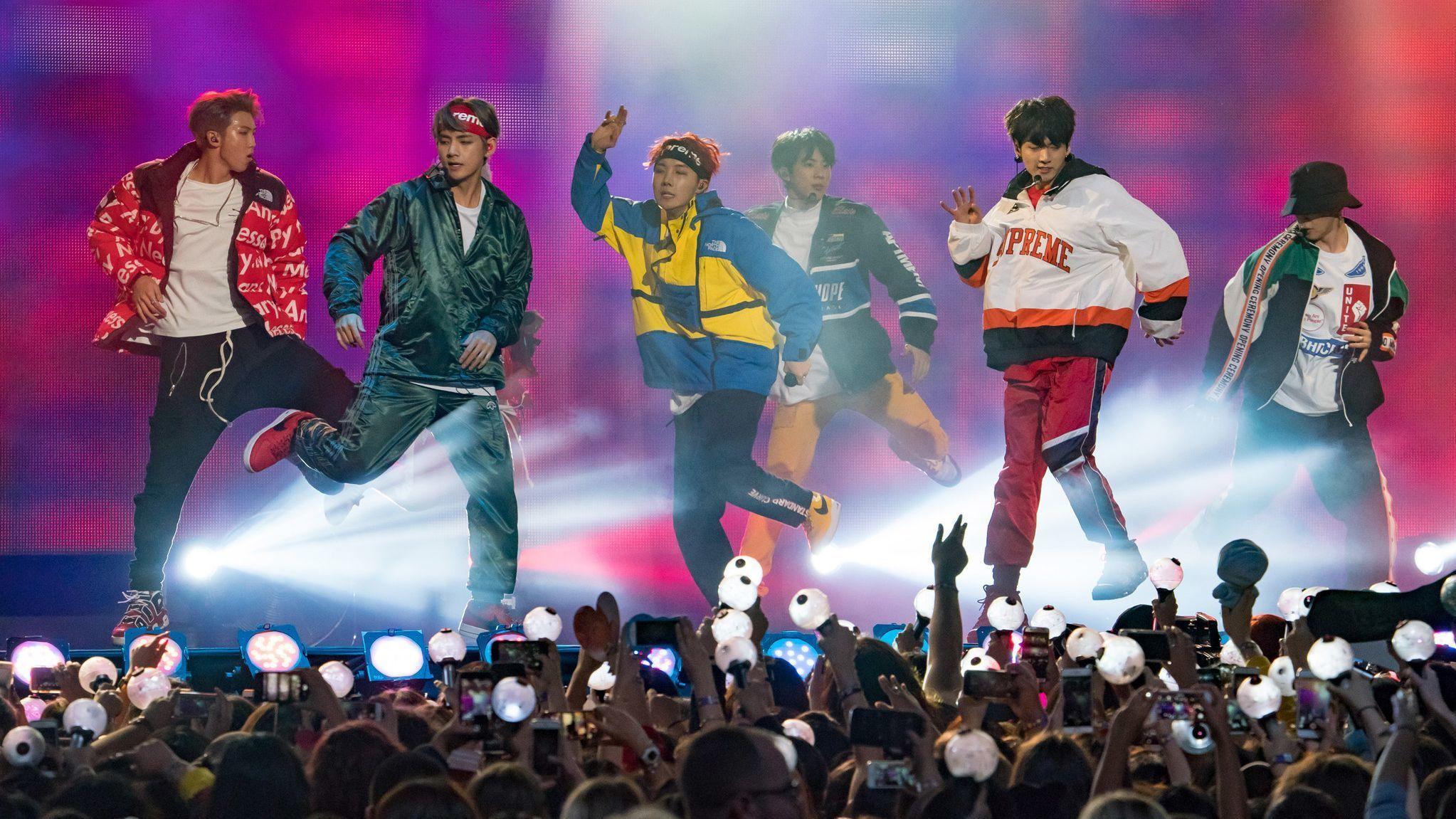 South Korean boy-band phenomenon BTS bringing world tour back to Chicago in May