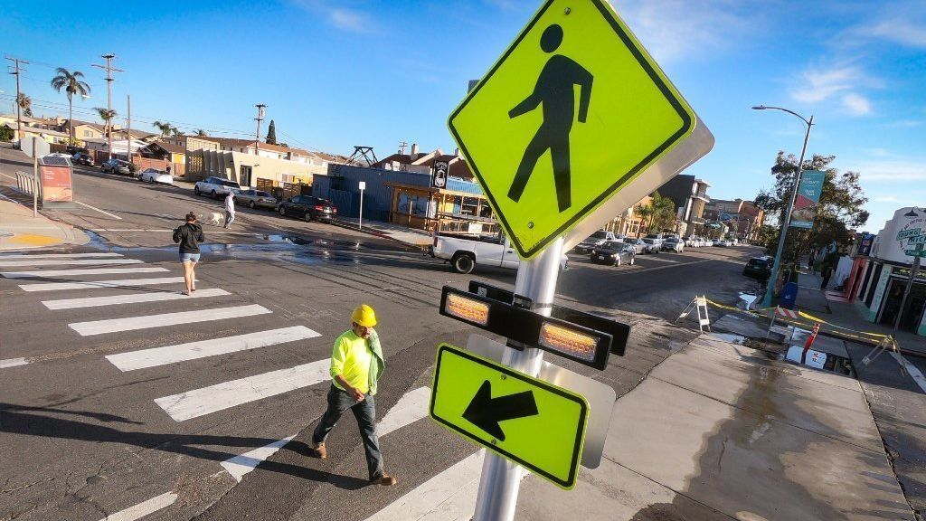 'Fatal 15' intersections overhauled as San Diego grapples with pedestrian deaths