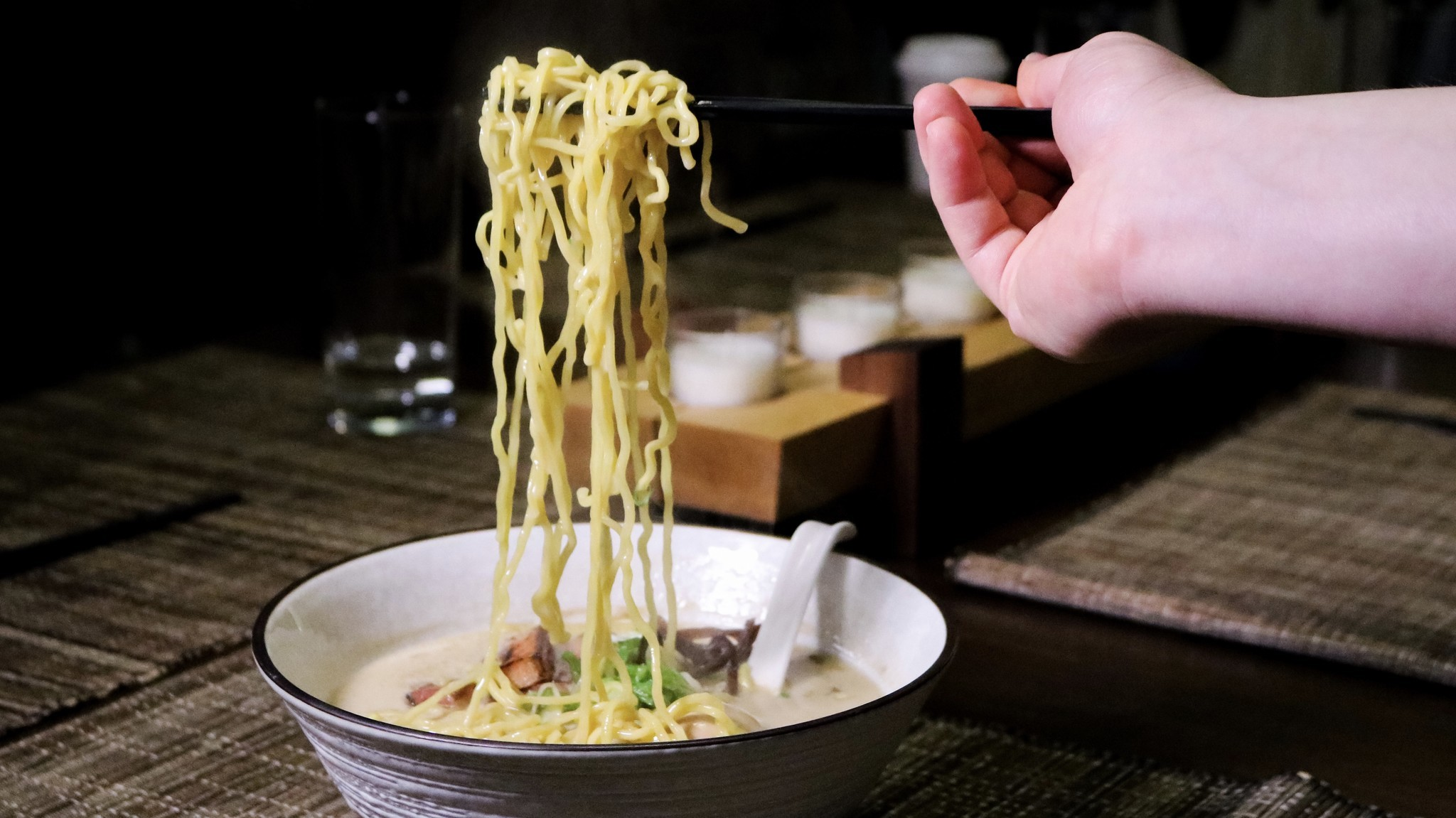 Chicago's reclusive 'Ramen_lord' will pop up at Baconfest with a special bacon ramen