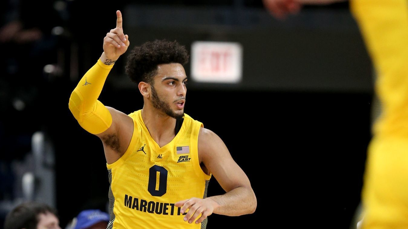 Basketball is only part of the story for Marquette's Markus Howard, one of the nation's most prolific scorers