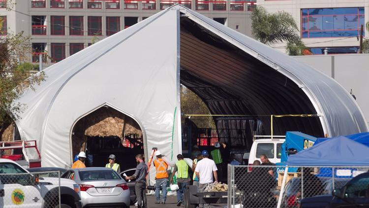 East Village groups oppose tent relocation