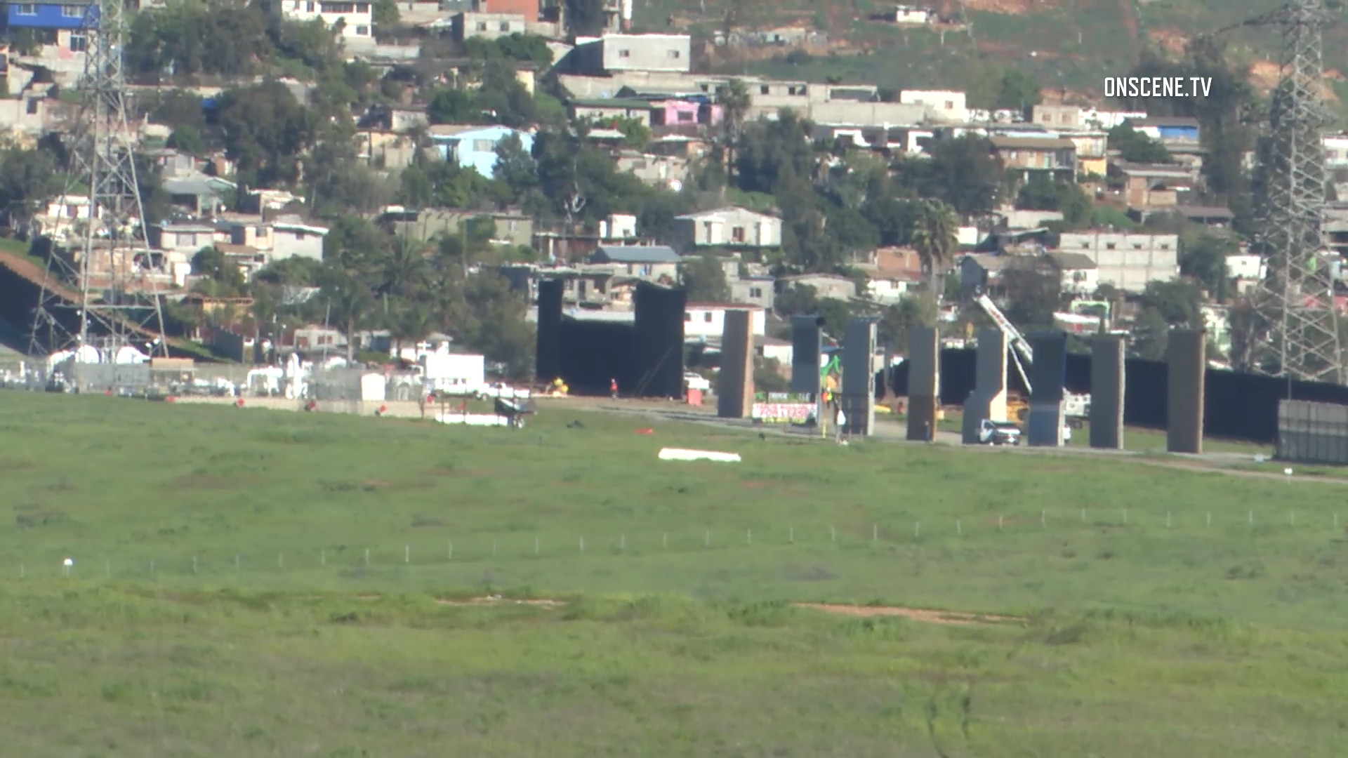More border construction starts in San Diego