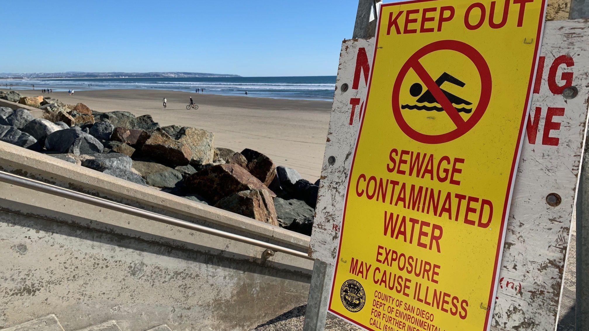Coronado resists activists' call to join cross-border sewage lawsuit