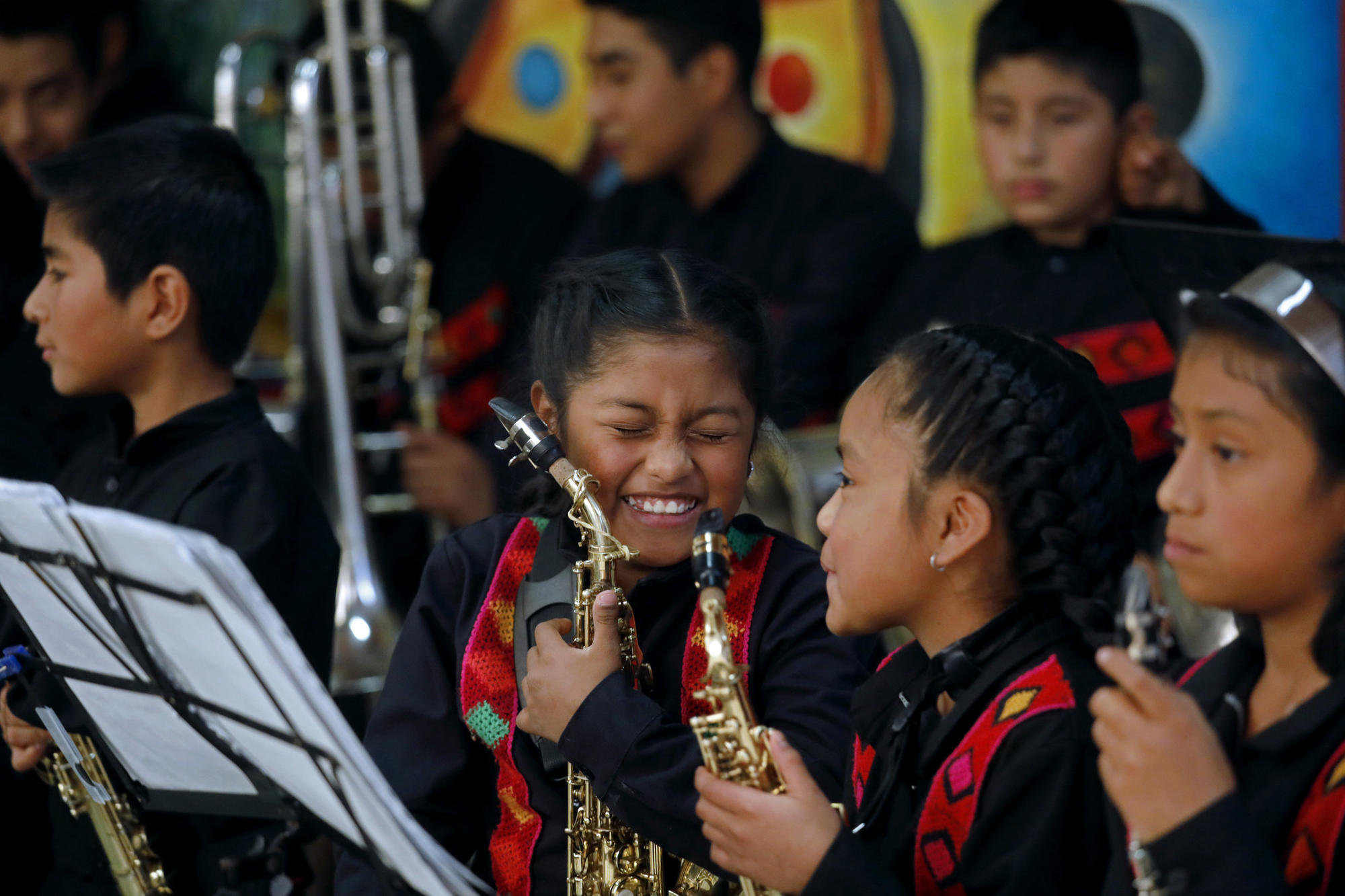 Arts and music in Tlaxiaco, Oaxaca