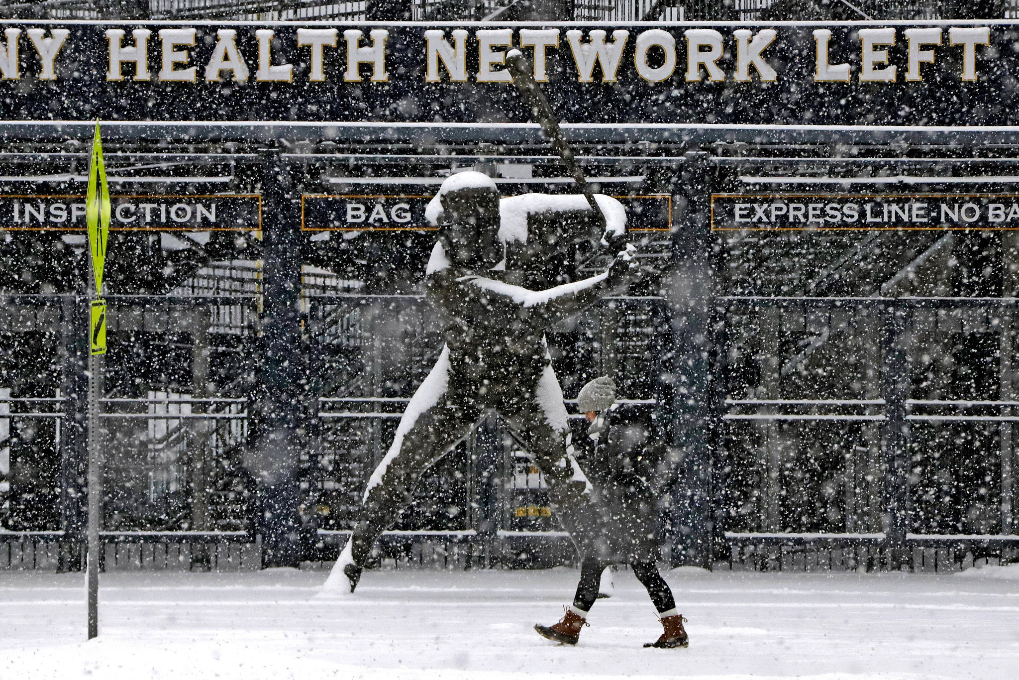 Winter storm closes schools, halts travel across Midwest and East Coast