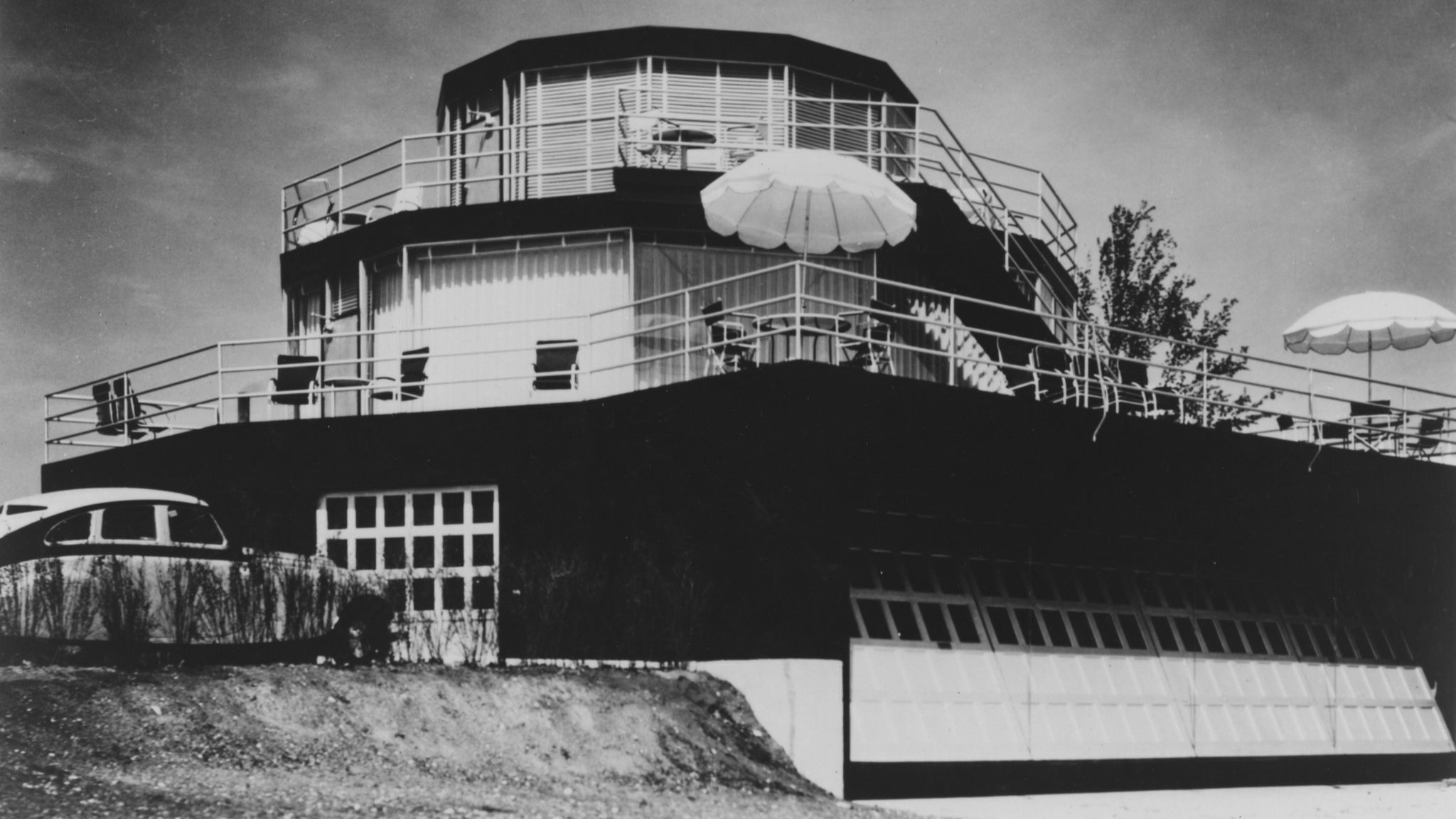 Wanted: Someone with big bucks and a big heart to restore the legendary House of Tomorrow