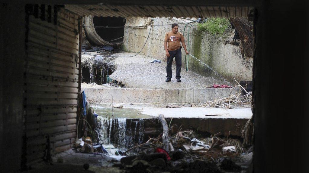 Tijuana sewage spills a bigger concern than illegal immigration