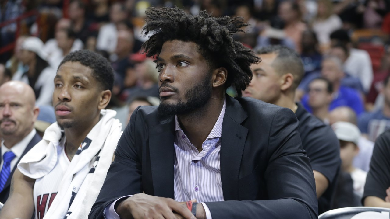 Winslow, Johnson out for Heat vs. Pistons, Dragic to return