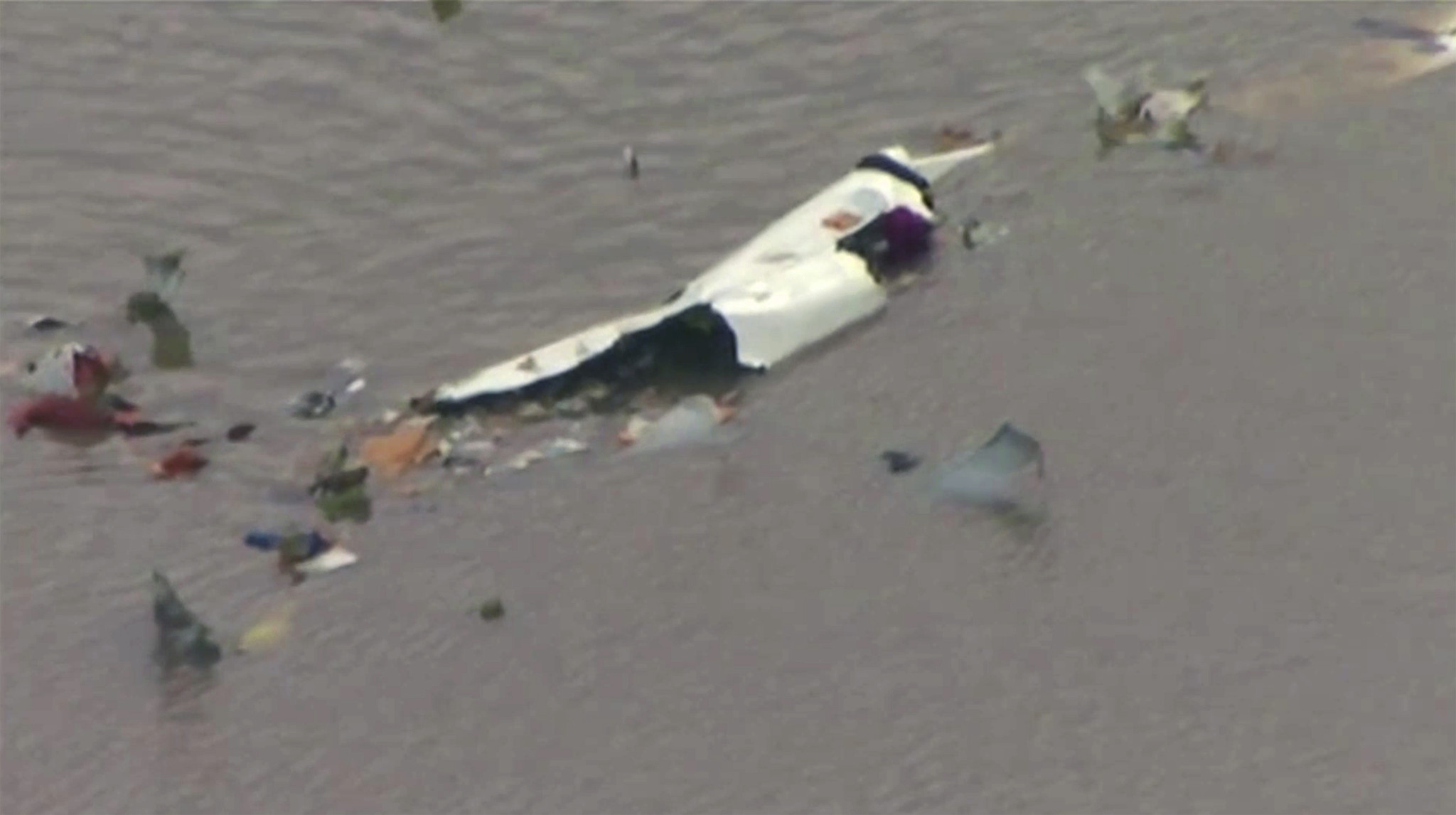 Sheriff: Likely no survivors in Boeing 767 cargo jetliner crash near Houston
