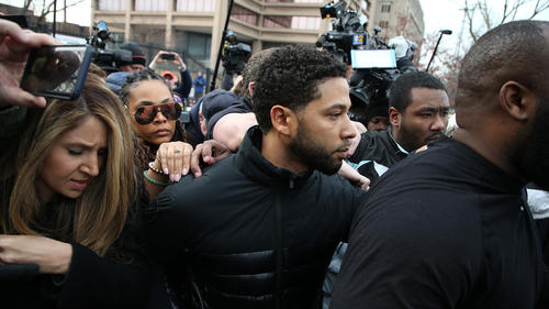Tribune coverage: 'Empire' actor Jussie Smollett