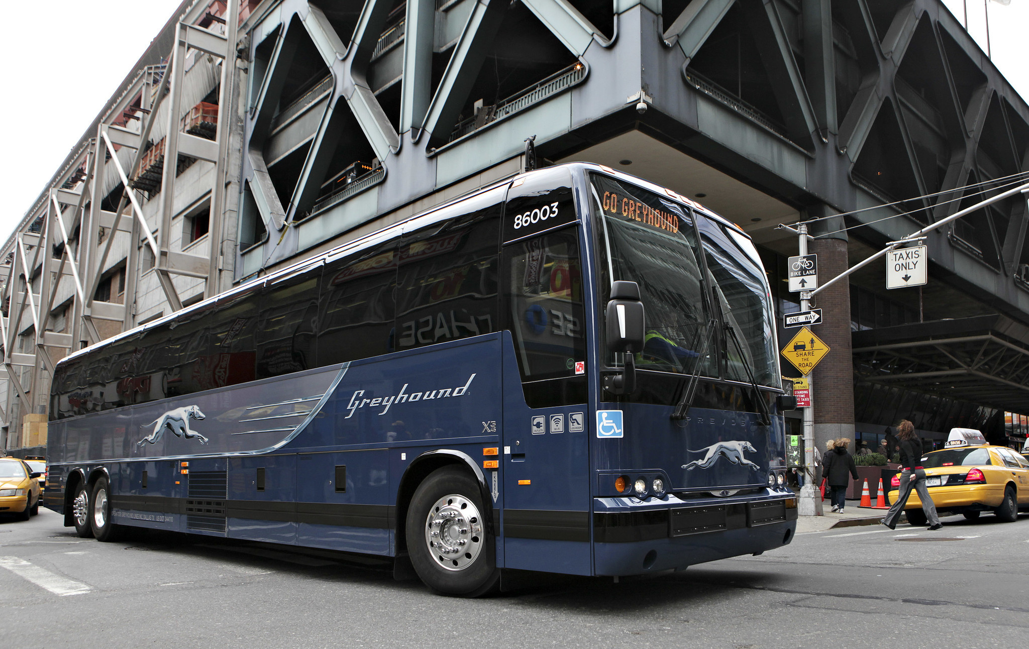 Can I get a refund after a Greyhound bus delay?