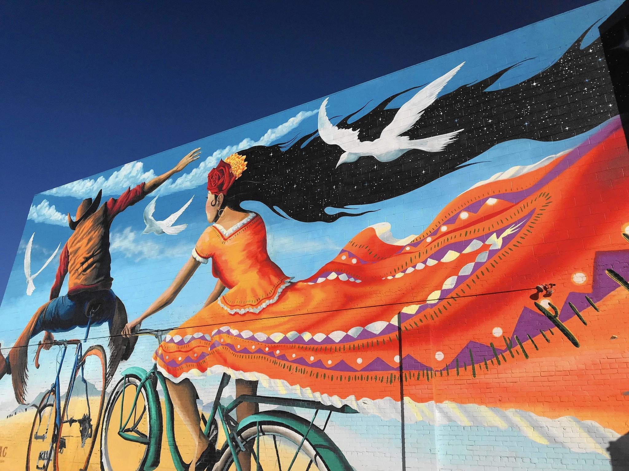Tucson on two wheels: Arizona city an oasis for cyclists of all speeds