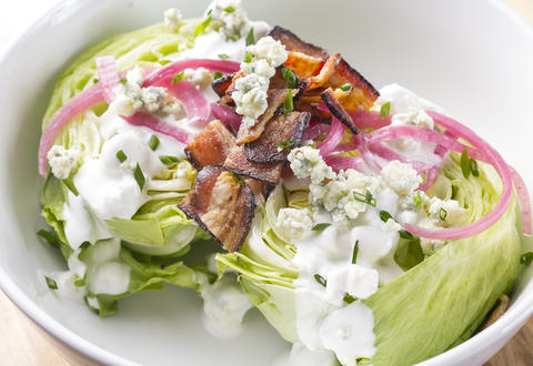 The Wedgie Salad atJoJo's Milk Bar, 23 W. Hubbard St. in River North in Chicago.