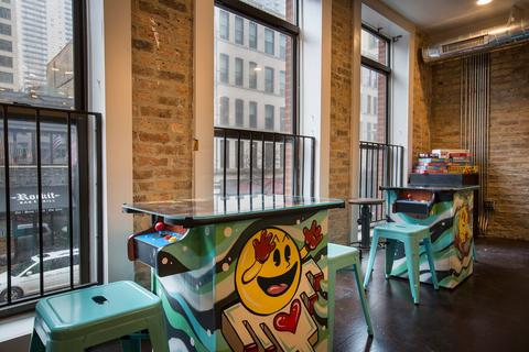 JoJo's Milk Bar, 23 W. Hubbard St. in River North in Chicago.