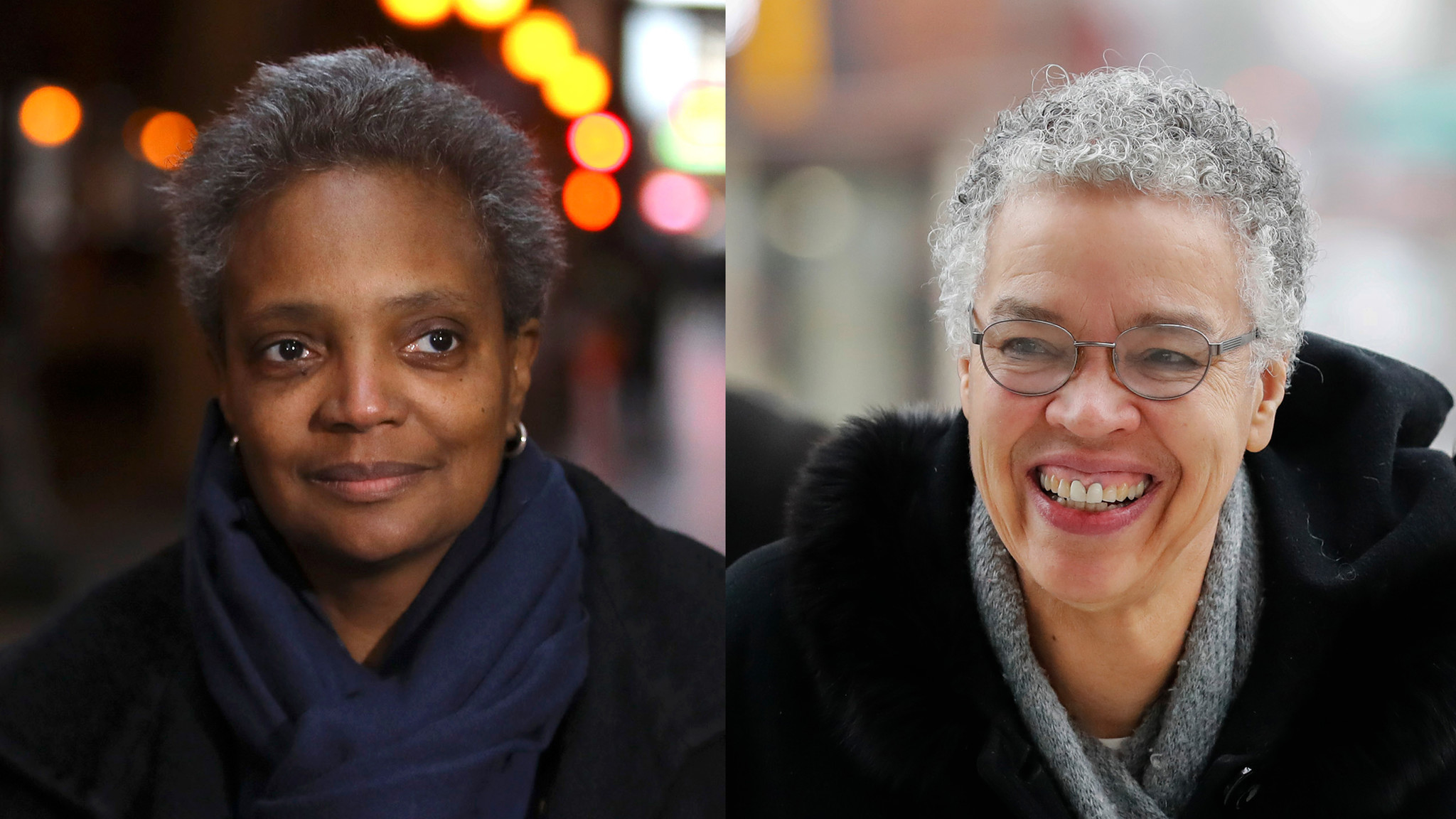 Chicago poised to elect first African-American female mayor after Lori Lightfoot, Toni Preckwinkle advance