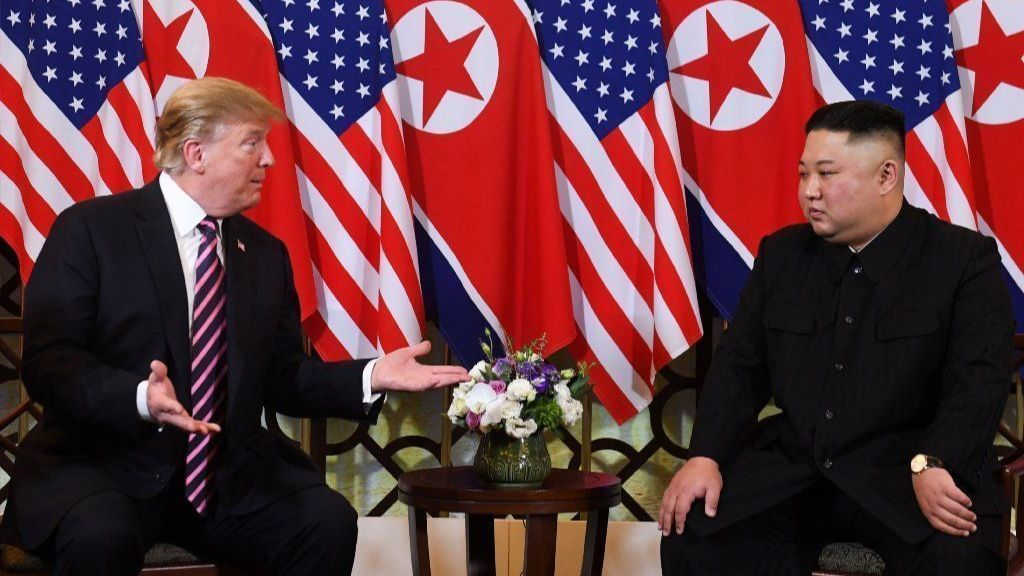 Trump's tweet lifting just-announced North Korea sanctions spawns confusion