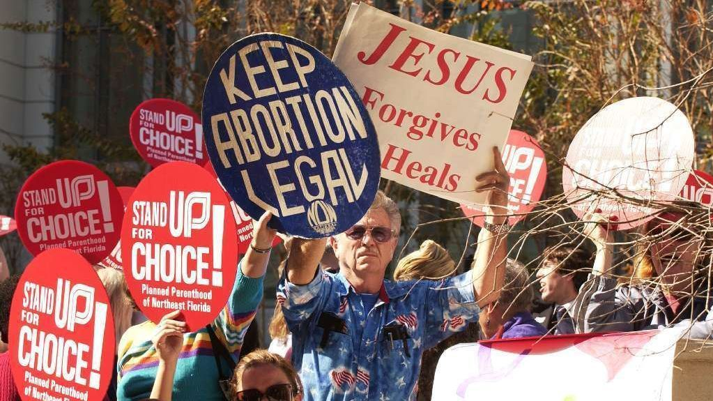 Florida Republicans propose 'fetal heartbeat' bill to restrict abortion
