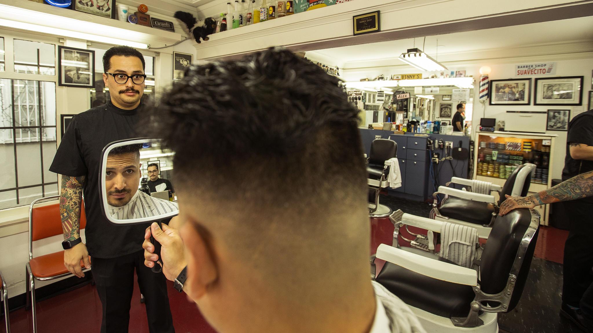 Vinny's Barber Shop
