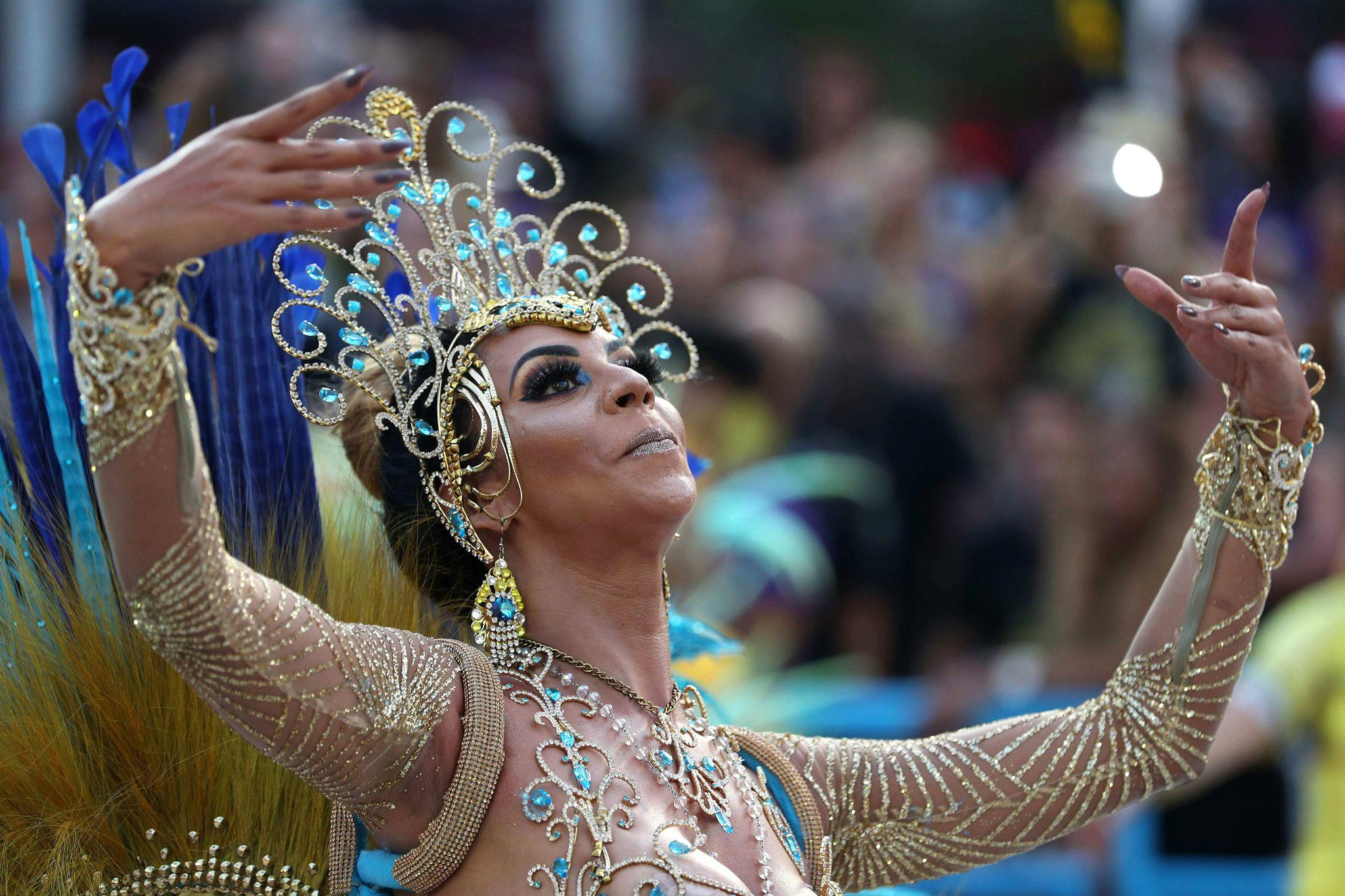 Sequins, glitter, feathers and more | The 2019 Carnival in