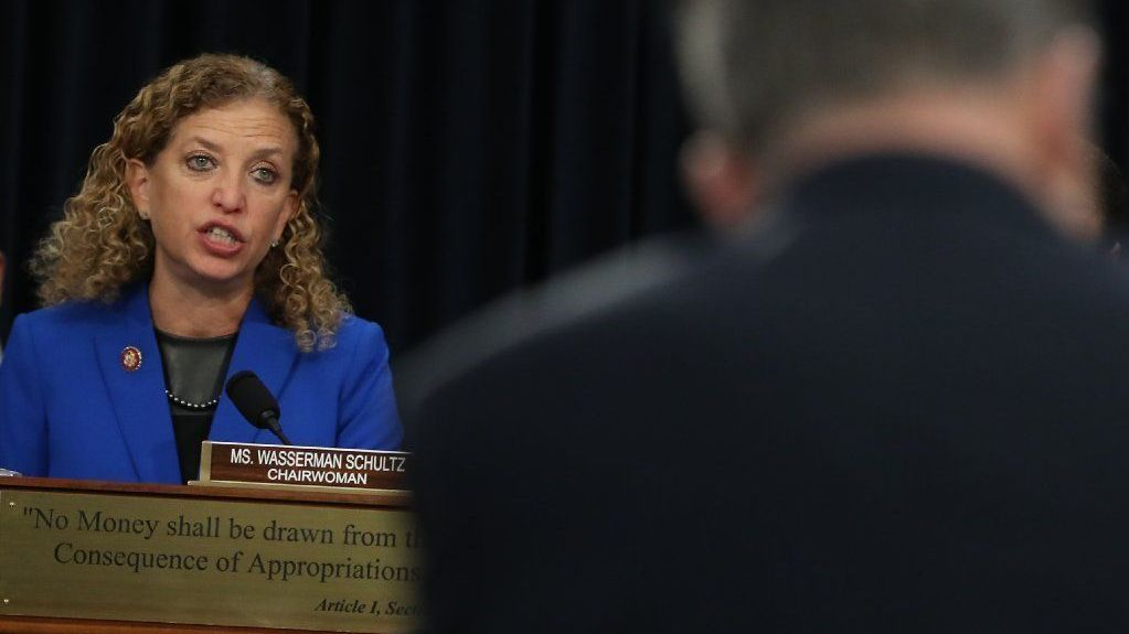 Wasserman Schultz continues going after Donald Trump by targeting Jared Kushner security clearance