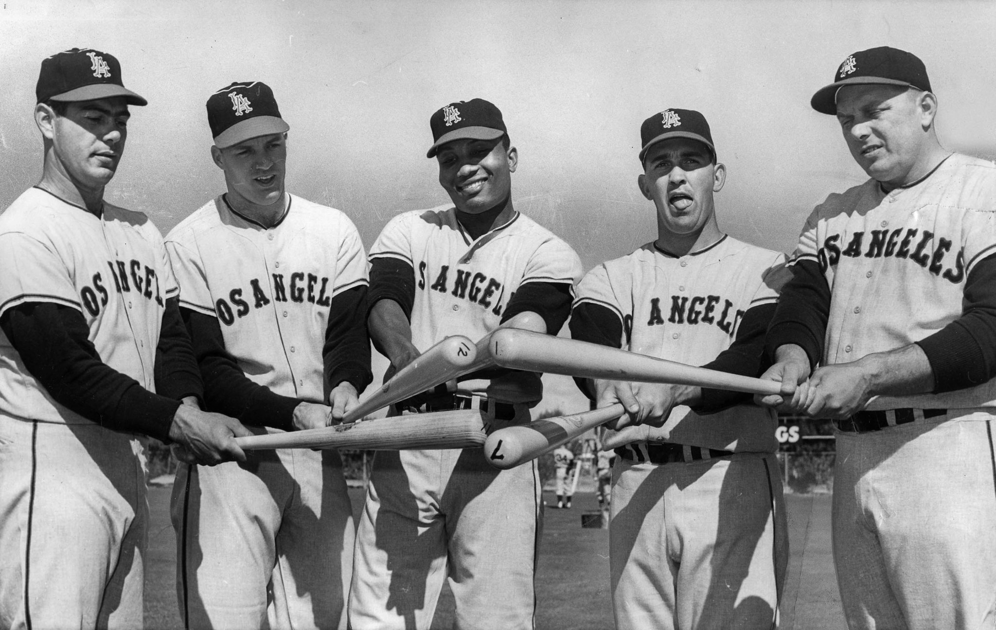 From the Archives: Los Angeles Angels spring training
