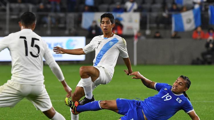 6-3-2019 - Amistoso El Salvador 3 Guatemala 1. 750x422