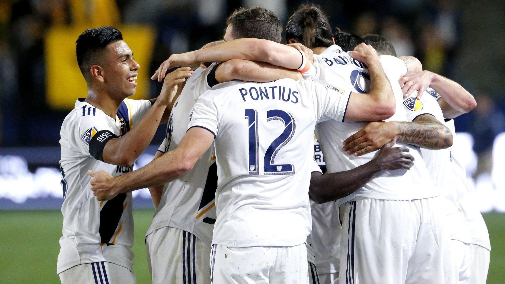 Galaxy are blanked by FC Dallas 2-0