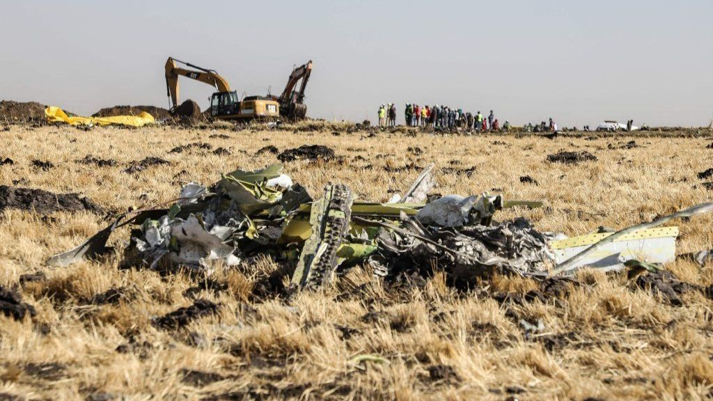 Boeing stock under pressure as second 737 Max crash grounds jets in China, Indonesia
