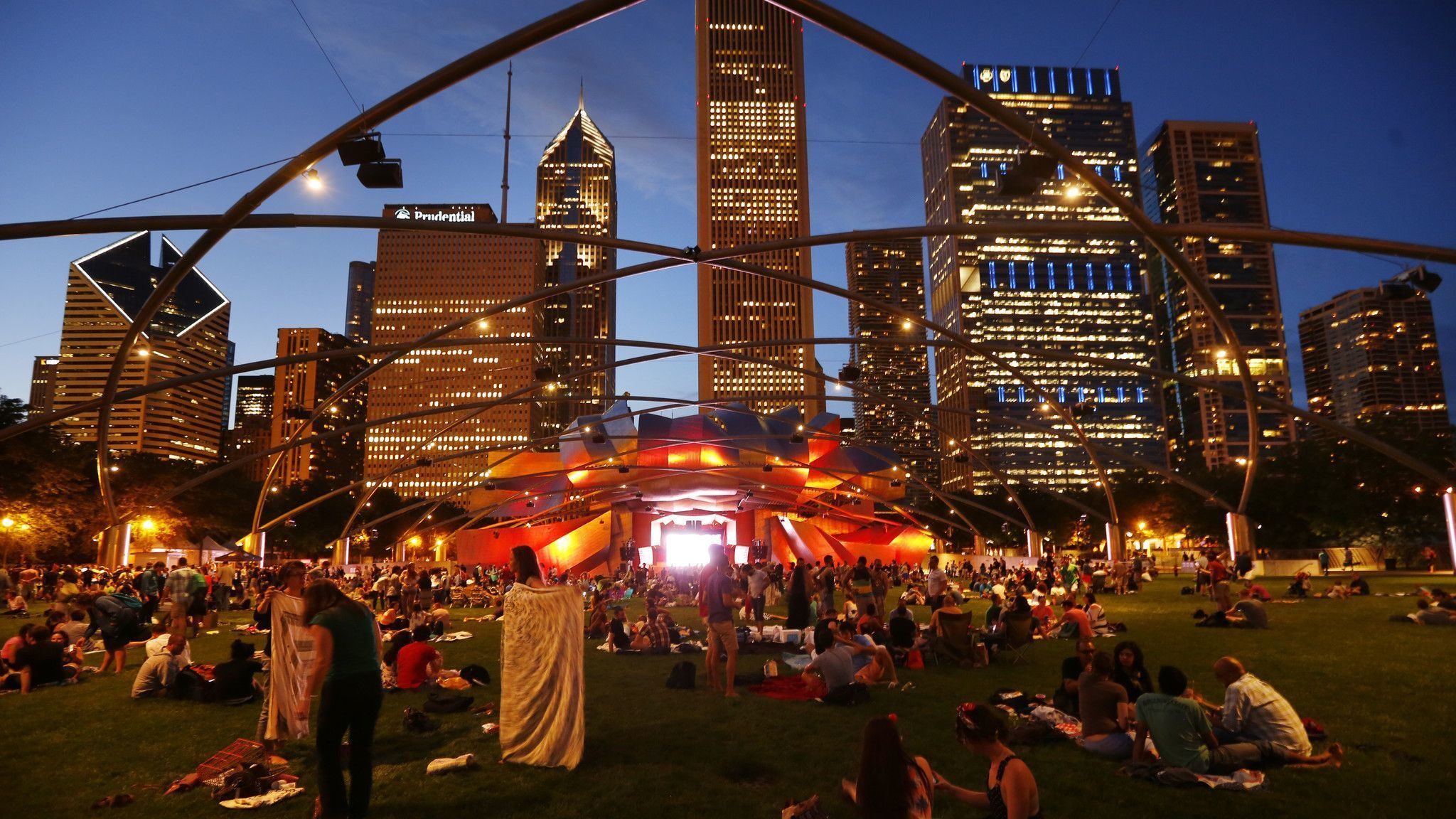 First look at summer 2019 in Millennium Park: Concerts, festivals and the Year of Chicago Theatre