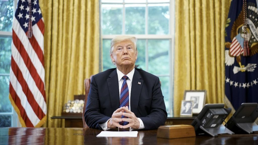 Leading up to Mueller report, Trump criticized him and Russia probe again and again on Twitter