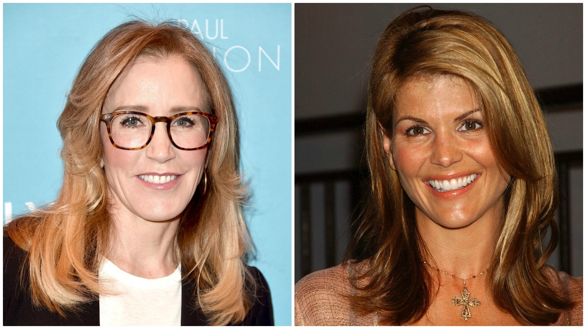 Felicity Huffman and Lori Loughlin's projects under scrutiny amid college exam scandal