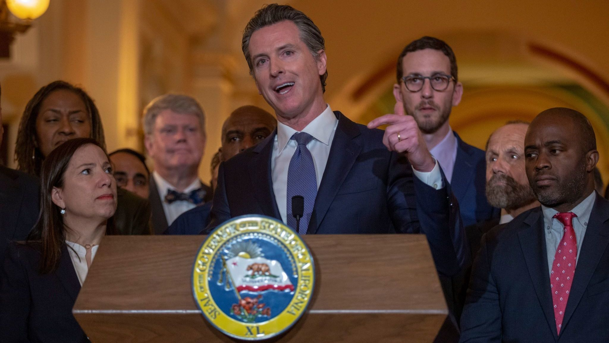 Essential California: Can Gov. Newsom end the death penalty?