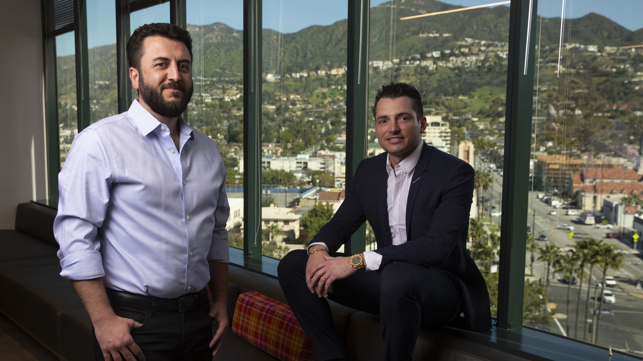Even plumbers need software: How Glendale's ServiceTitan became a billion-dollar start-up