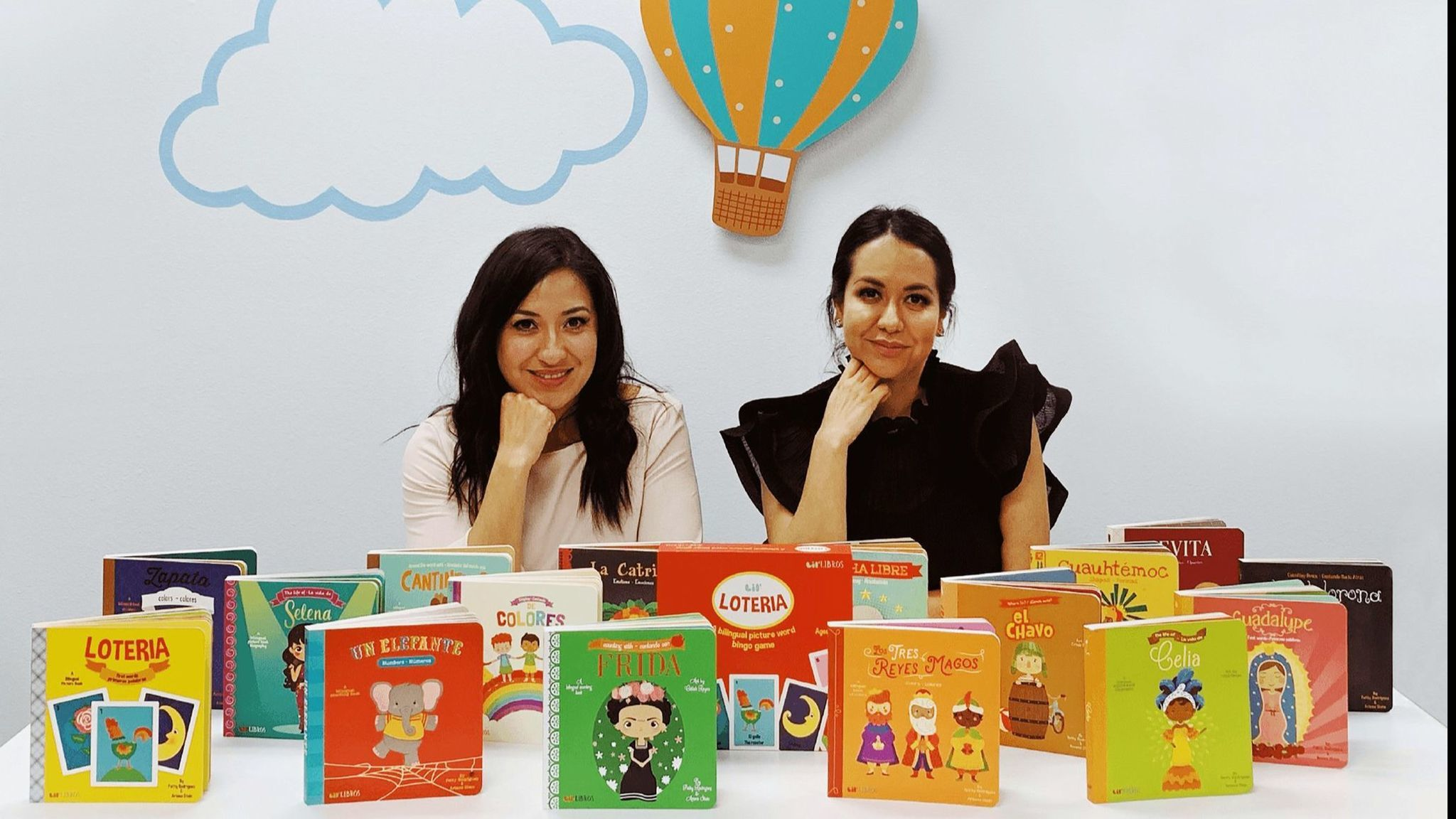 These moms couldn't find bilingual books. So they started a publishing company