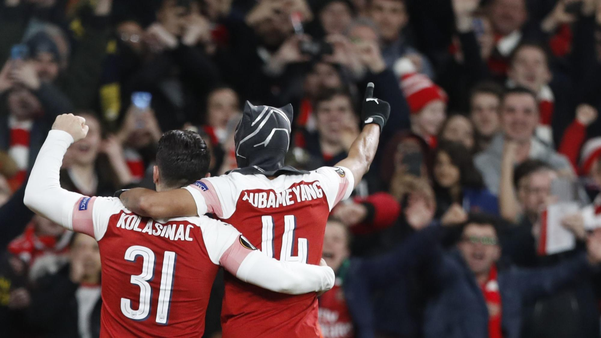 Arsenal To Face Napoli Chelsea Draw Sparta In Europa League