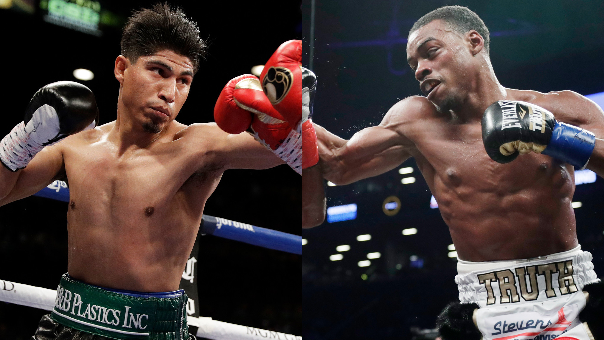 Mikey Garcia vs. Errol Spence: Live updates and analysis