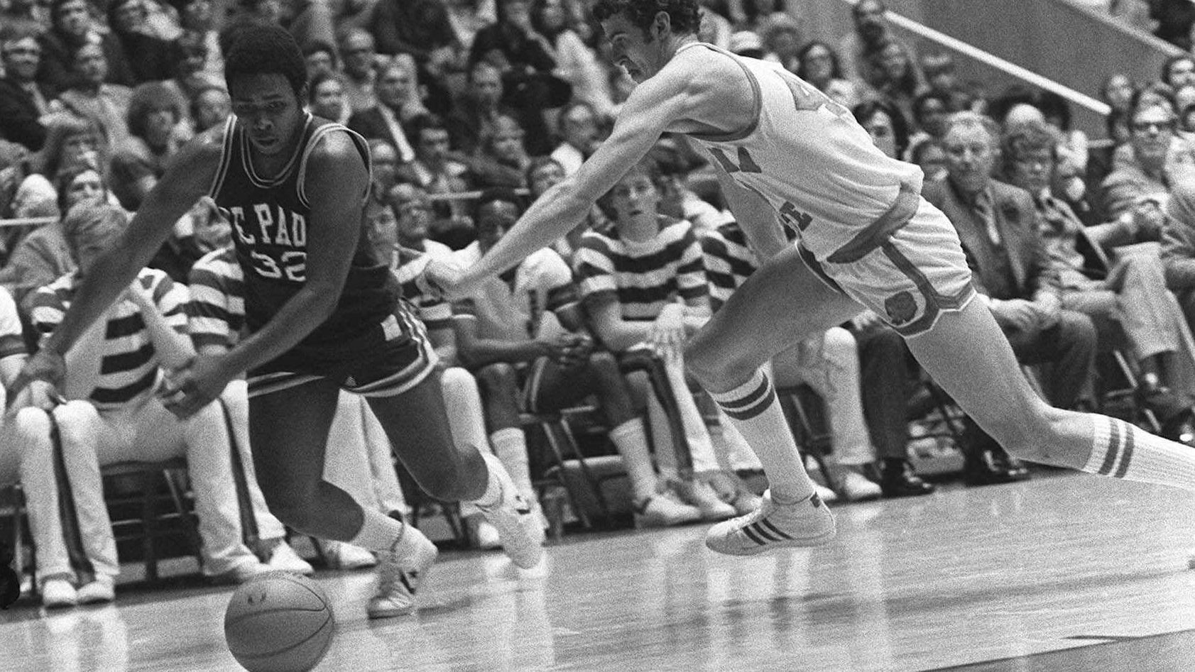 It was Magic vs. Bird in the Final Four 40 years ago, but do you remember Mark Aguirre and DePaul?