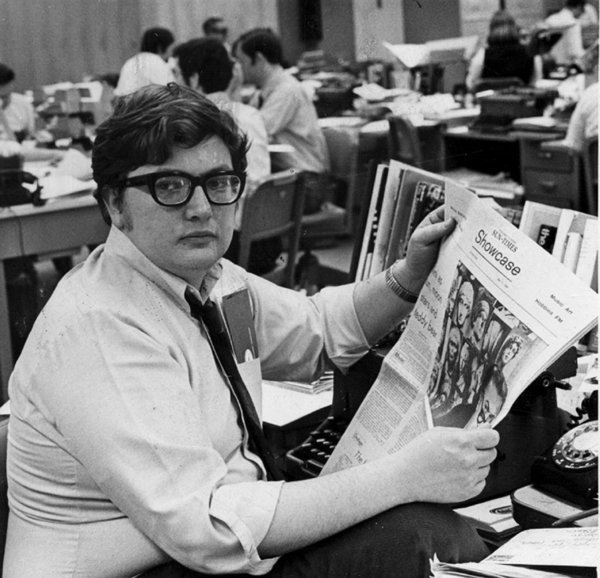 Reading Roger Eberts Tribute To James >> Five Unexpected Ways Roger Ebert Changed Film Journalism La Times