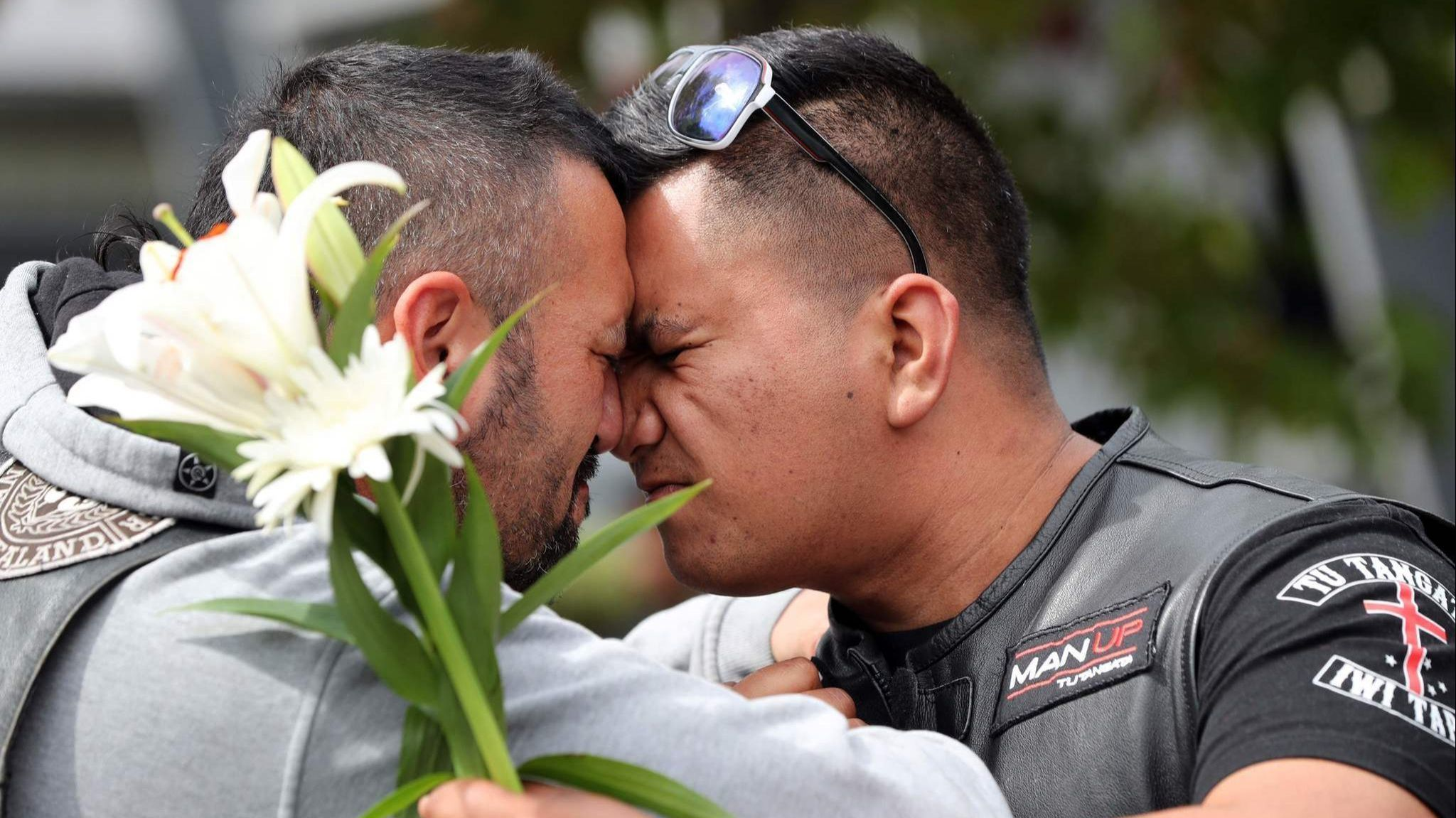 In the chaos of the New Zealand mosque attacks, one hero's action saved lives