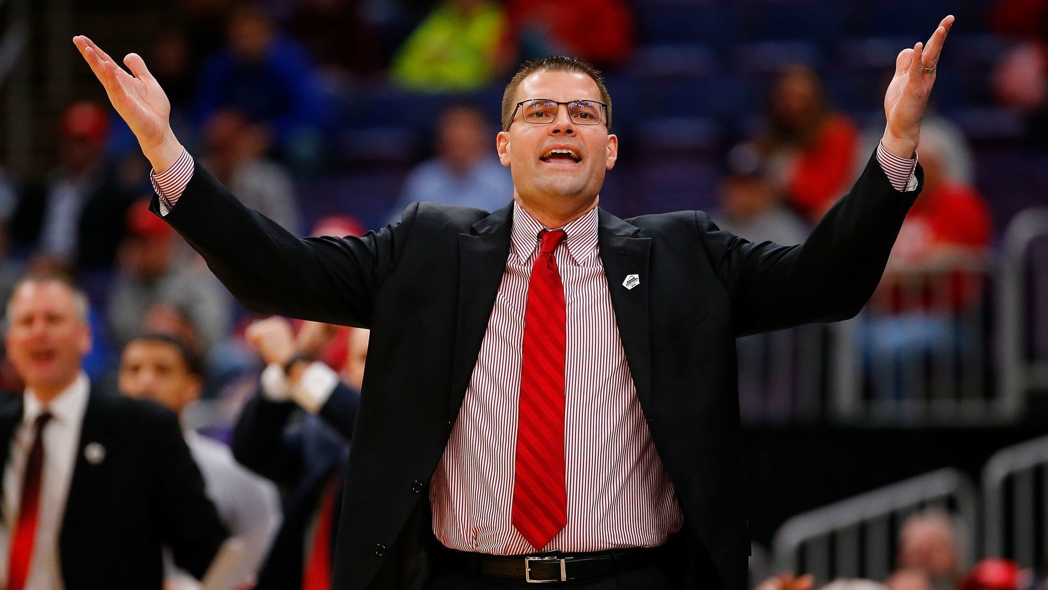 Instead of basking in its NCAA Tournament glory, Bradley tarnishes its reputation by picking a fight with a local reporter
