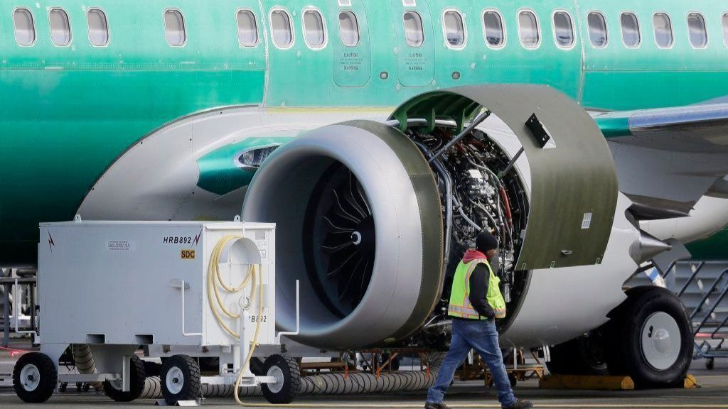 Boeing's role in vetting its own jets coming under fire after deadly 737 Max crashes