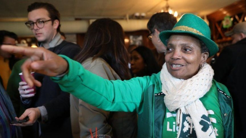 Lori Lightfoot blasts homophobic fliers: 'Hate has no place in Chicago.'