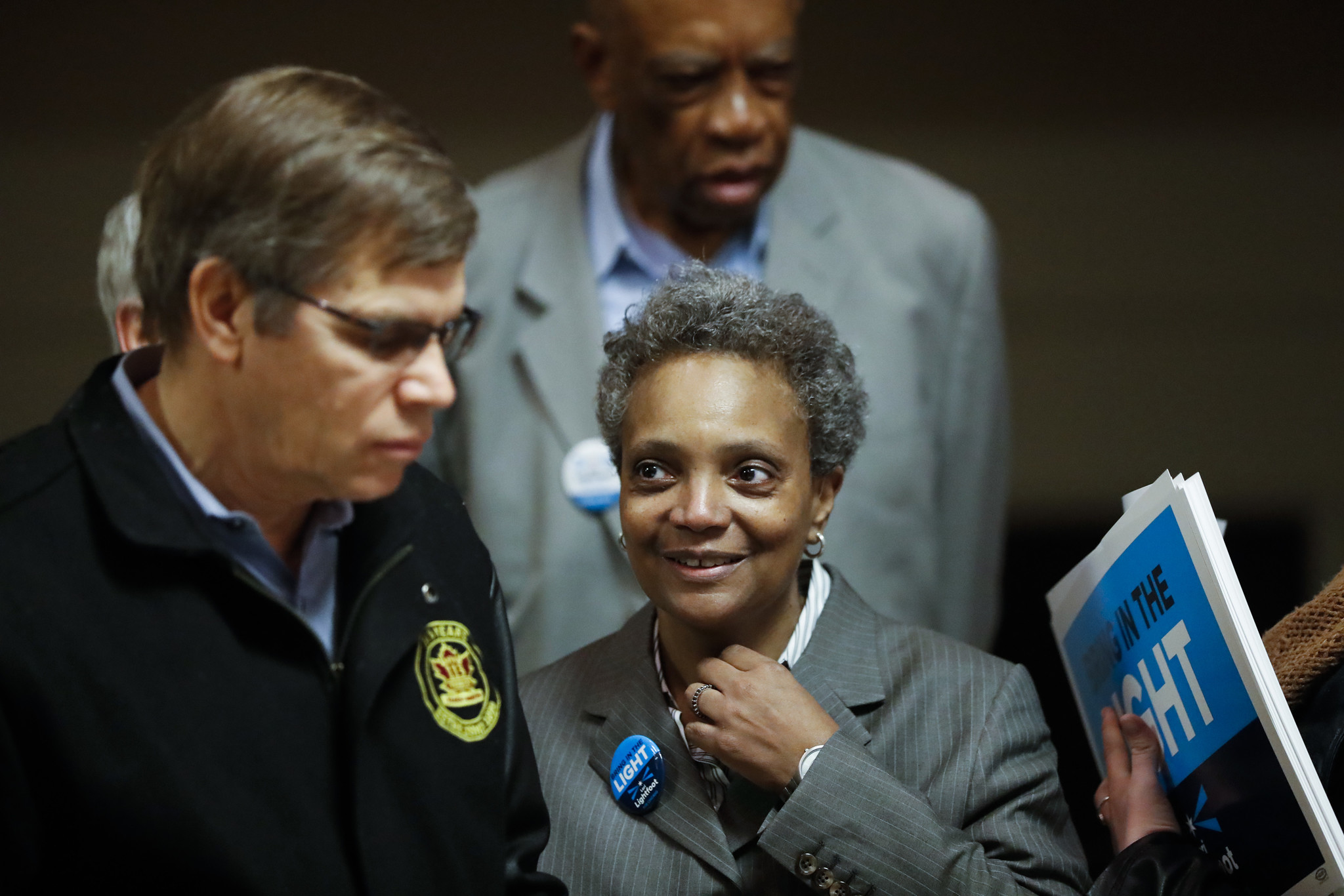 Attacked as 'wealthy corporate lawyer,' Lightfoot defends legal work, progressive credentials