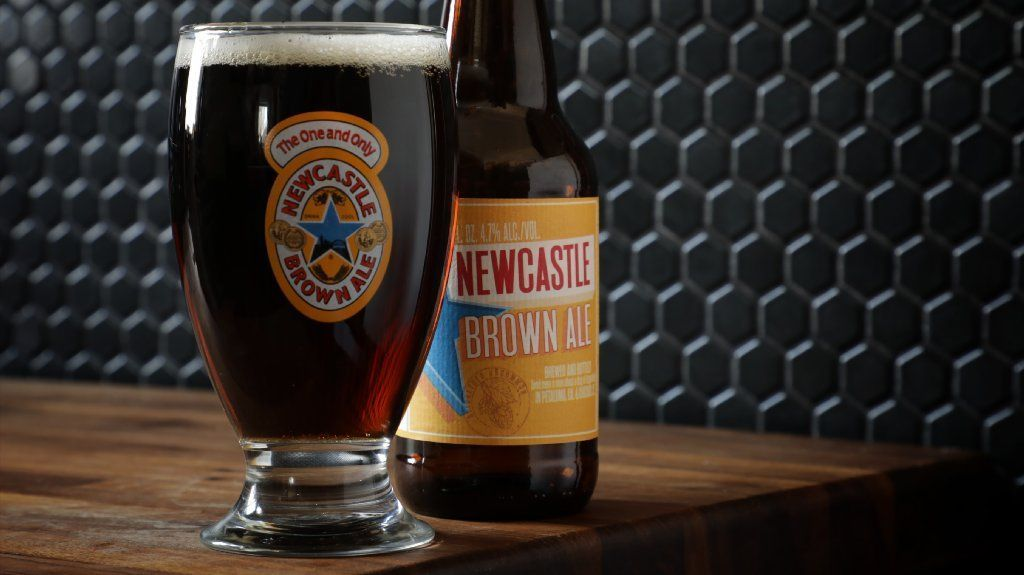 Newcastle Brown Ale takes unlikely journey — from import to craft, from Britain to Chicago's Lagunitas