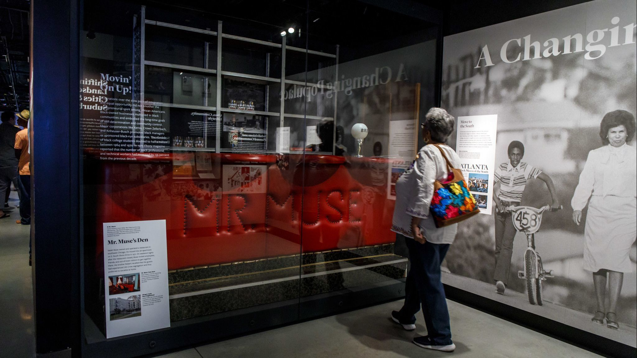 How a South Shore loner's living room ended up in the Smithsonian