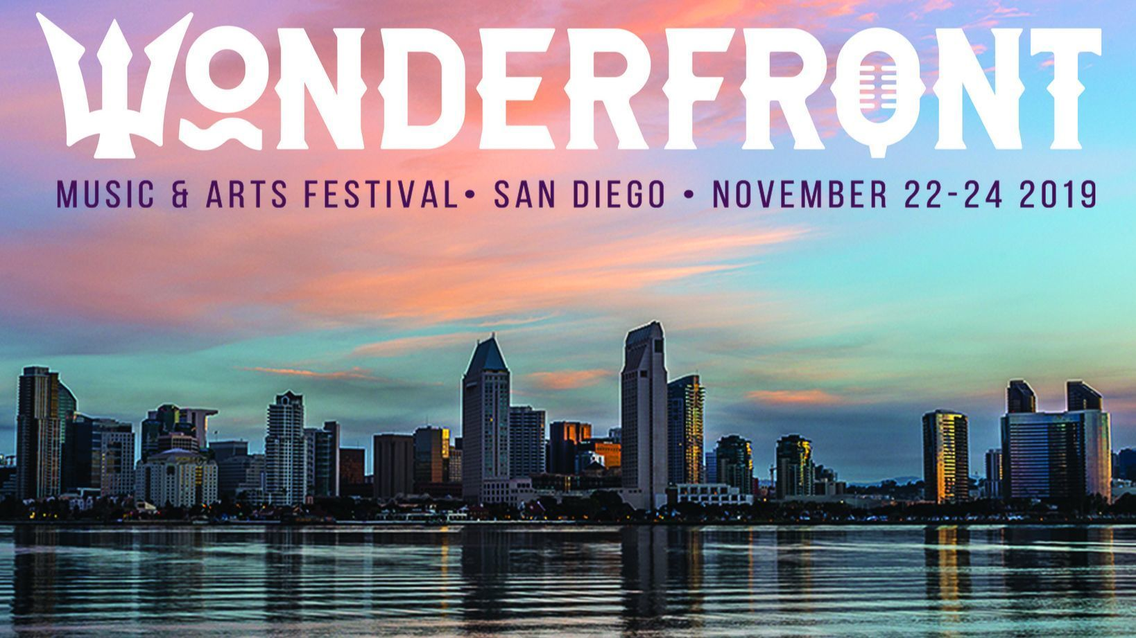 Wonderfront music and arts festival to debut in San Diego, with backing from Trevor Hoffman, Rob Machado and Tony Hawk