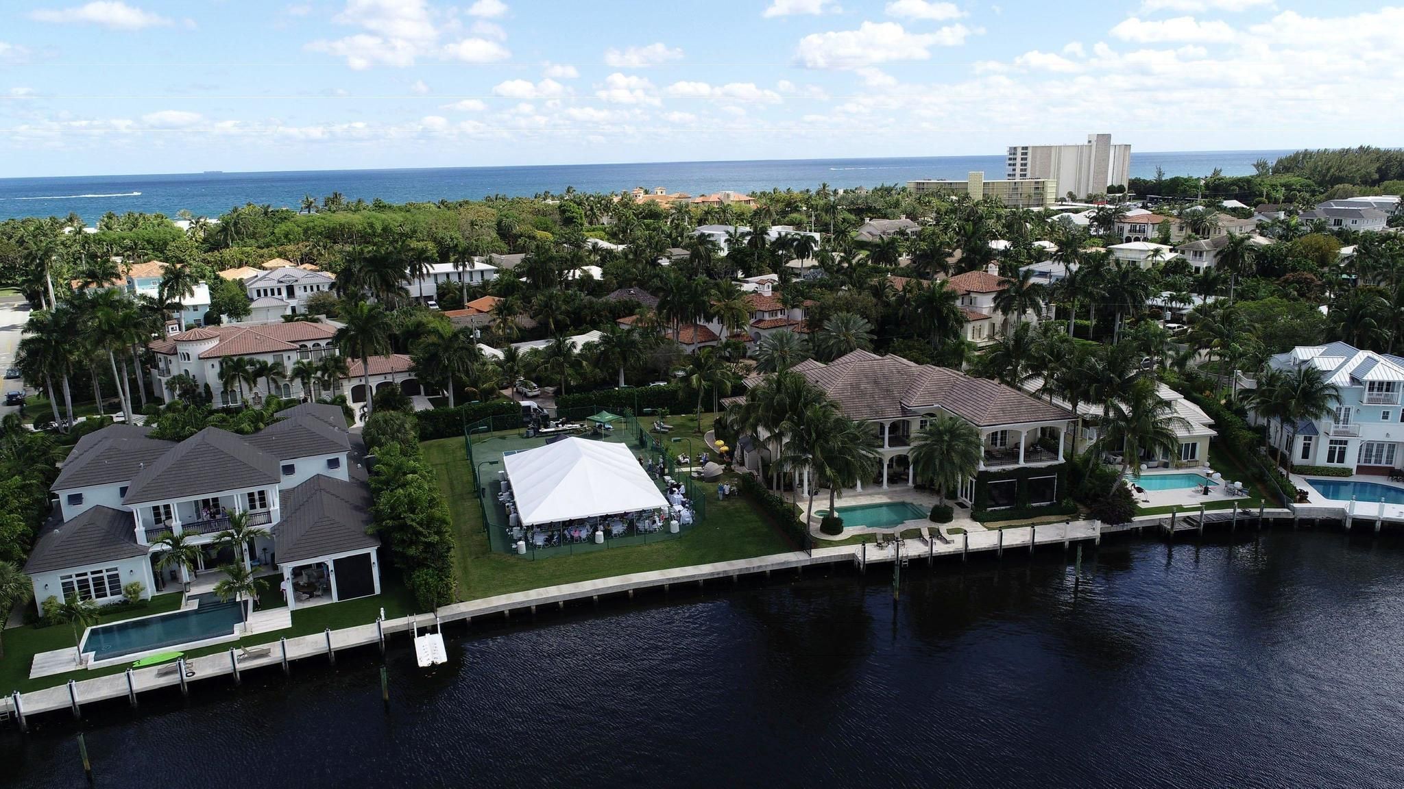 Delray Beach Home Tour gives visitors look inside waterfront estates | Photos