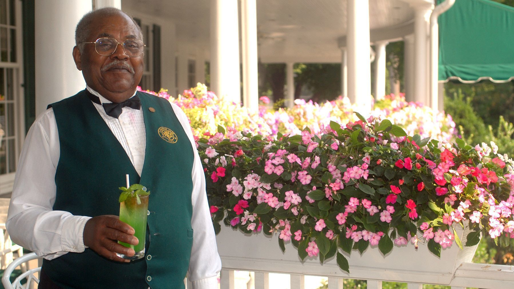 Andrew 'Andy' Ervin, Elkridge Club barman who was known for his signature Southsides, dies