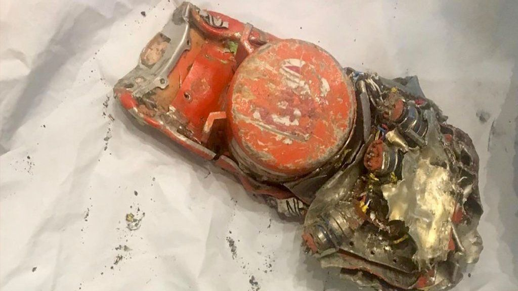 Ethiopian Airlines data and voice 'black boxes' have been read successfully
