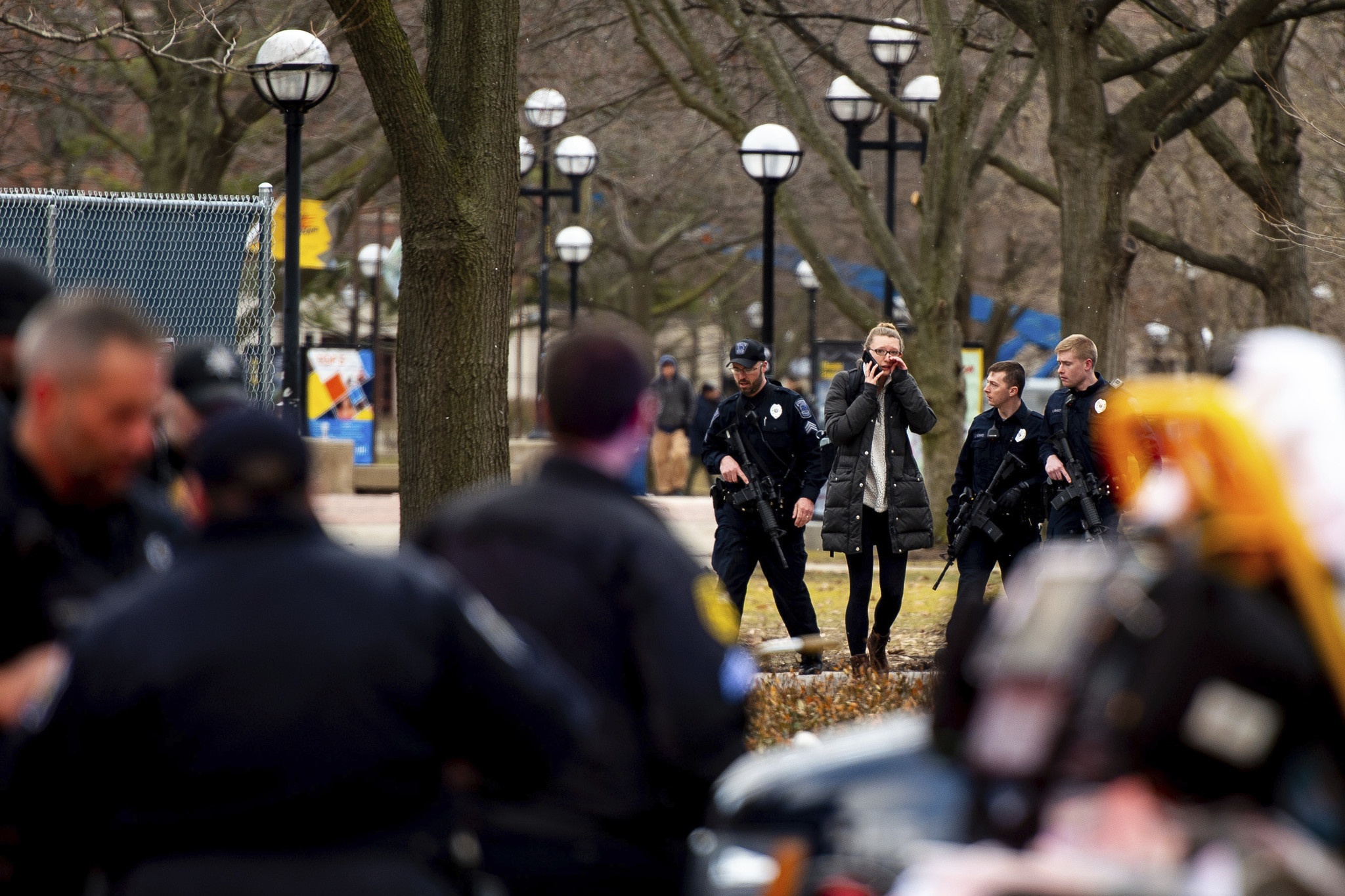 False shooting alerts, like the one at University of Michigan, can create real terror